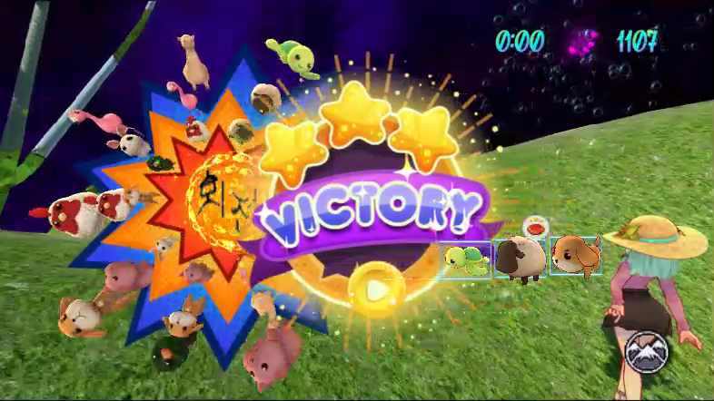 Spin for Love - V is for Victory - Screenshot 004